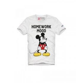 Mc2 T-shirt Homework Mood