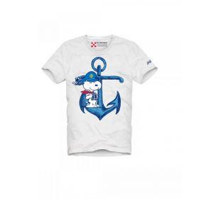 Mc2 T-shirt Stampa Snoopy - Edizione Speciale